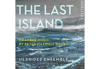 Hebrides Ensemble - The Last Island - (CD)