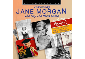 Jane Morgan - The Day the Rain Came - (CD)