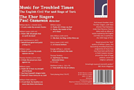 Paul Gameson, Ebor Singers - Music for Troubled Times [CD]