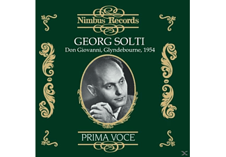 Georg Solti, Italo Tajo, Royal Philharmonic Orchestra - Don Giovanni - (CD)