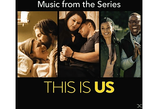 VARIOUS - This Is Us (Music From The Series) CD - (CD)