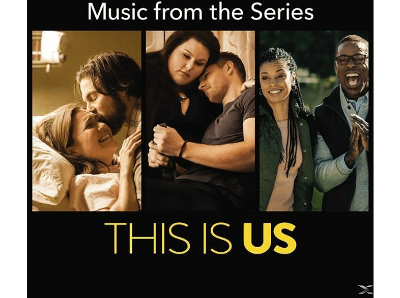 VARIOUS - This Is Us (Music From The Series) CD [CD]