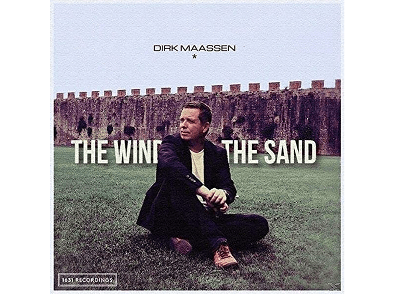 Dirk Maassen - The Wind And The Sand [CD]
