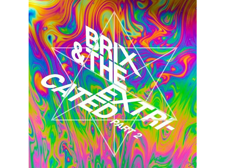 Brix & The Extricated - Part 2 [CD]