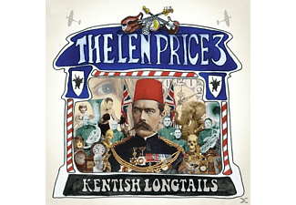 The Len Price 3 - Kentish Longtails - (CD)