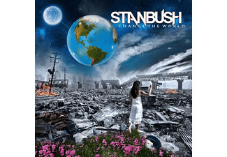 Stan Bush - Change The World - (CD)
