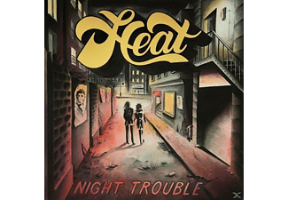 Heat - Night Trouble - (CD)