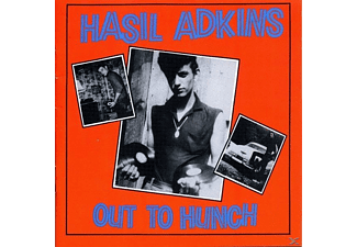 Hasil Adkins - Out To Hunch - (Vinyl)