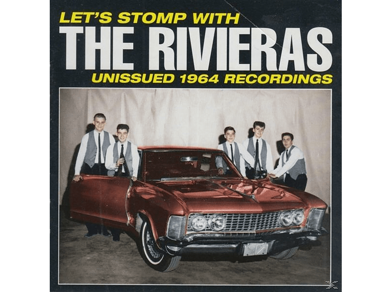 The Rivieras - Let's Stomp With The Rivieras [Vinyl]