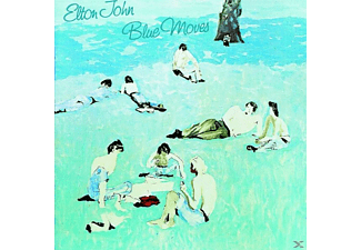 Elton John - Blue Moves (Remaster 2017) - (Vinyl)