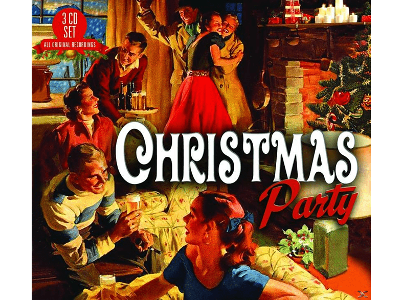 VARIOUS - Christmas Party [CD]