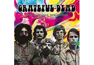 Grateful Dead - Live in France Herouville June 21 1971 - (Vinyl)