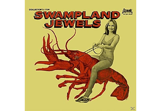 VARIOUS - Swampland Jewels - (Vinyl)