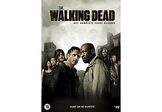 The Walking Dead - Seizoen 6 - DVD