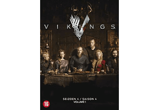 Vikings Saison 4 – Volume 1 DVD