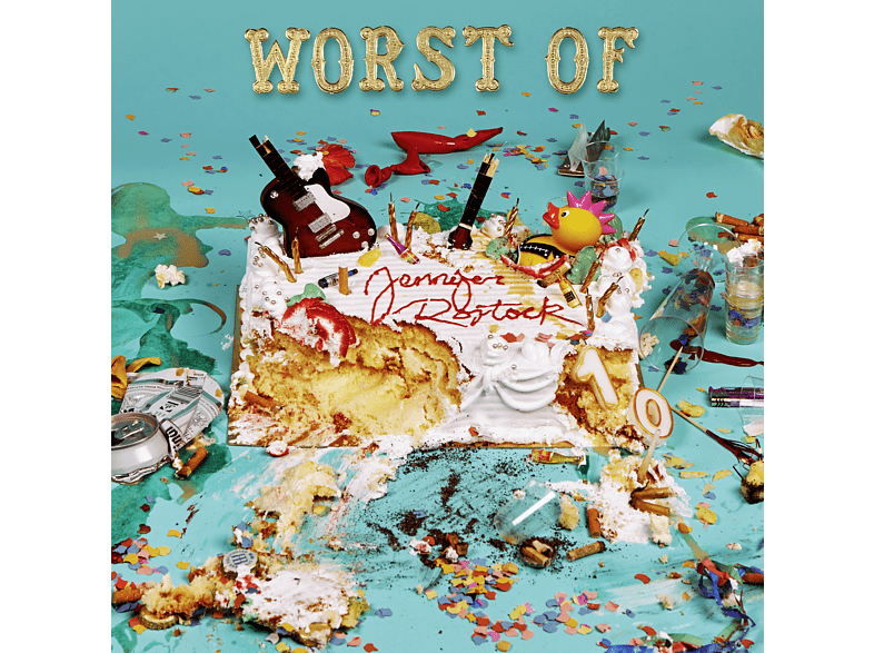 Jennifer Rostock - Worst of Jennifer Rostock [CD]
