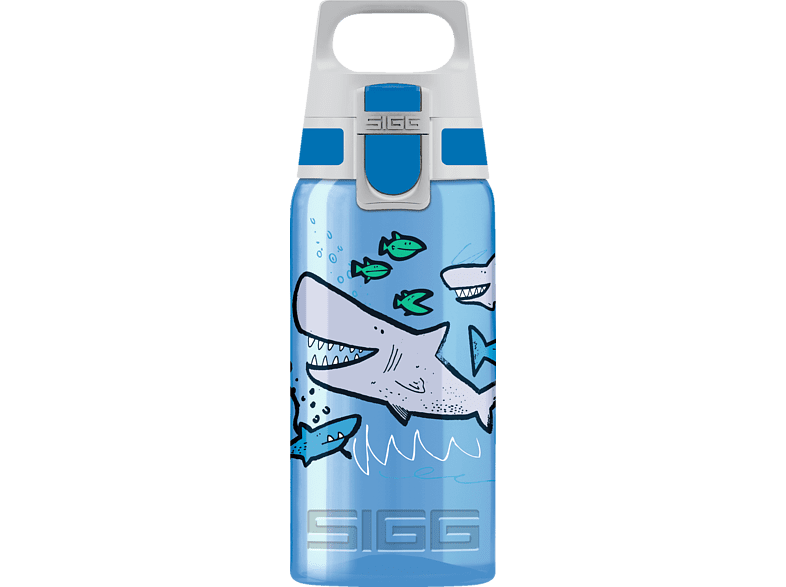 SIGG 8686.5 Viva One Sharkies Trinkflasche