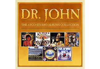 Dr. John - Atco Albums Collection (CD)