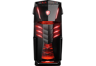 MSI Aegis Ti3 VR7RE, Gaming PC mit Core™ i7 Prozessor, 64 GB RAM, 512 GB SSD, 512 GB SSD, GeForce GTX 1080 GAMING 8G GDDR5X Grafikspeicher