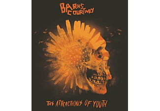 Barns Courtney - Attractions Of Youth (CD)