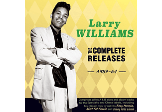 Larry Williams - The Complete Releases 1957-61 - (CD)