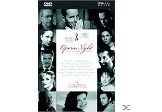 - Opera Night Gala F.D.Aids-Stiftung - (DVD)