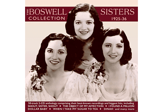 Boswell Sisters - The Boswell Sisters Collection 1925-36 - (CD)