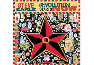 Steve Earle - Revolution Starts Now (CD)