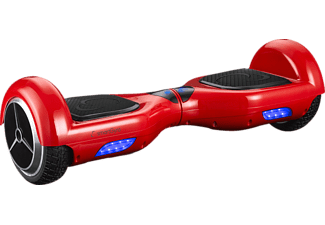 Hoverboard - Woxter Smart Gyro X1s, Rojo