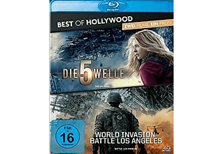 Die 5. Welle / World Invasion: Battle Los Angeles - (Blu-ray)