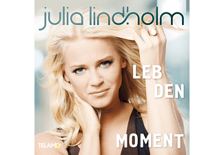 Julia Lindholm - Leb den Moment - (CD)