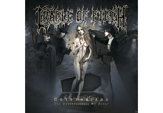 Cradle Of Filth - Cryptoriana-The Seductiveness Of Decay - (Vinyl)