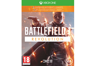 Battlefield 1 Révolution FR/NL Xbox One