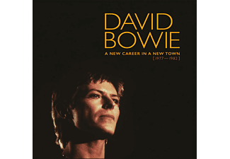 David Bowie - A New Career in a New Town (1977-1982) (Vinyl LP (nagylemez))