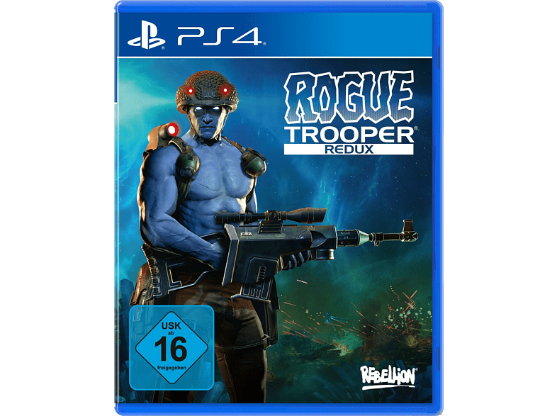 Rogue Trooper Redux [PlayStation 4]