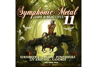 VARIOUS - Symphonic Metal 11-Dark & Beautiful - (CD)