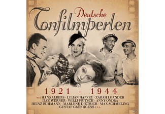 VARIOUS - Deutsche Tonfilmperlen 1921-1944 - (CD)