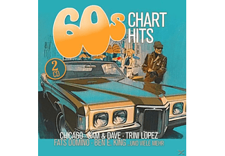 VARIOUS - 60s Chart Hits - (CD)