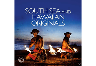 VARIOUS - South See And Hawaii Originals - (CD)