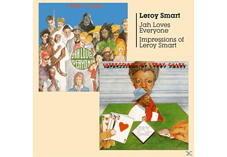 Leroy Smart - Jah Loves Everyone+Impressions - (CD)
