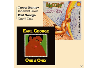 Trevor + Earl Ge Hartley - Innocent Lover+One And Only - (CD)