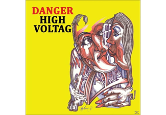 Voltags - Danger High Voltag - (LP + Download)