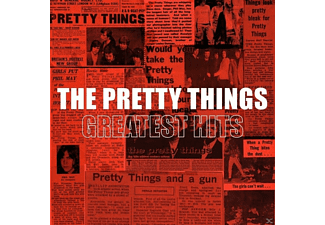 The Pretty Things - Greatest Hits - (CD)