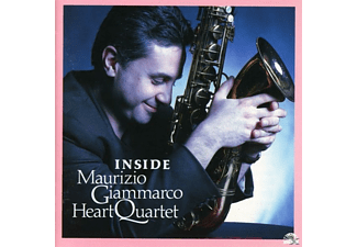 M. Giammarco Heart Quartet - INSIDE - (CD)