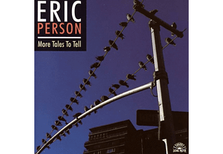 Eric Person - More Tales To Tell - (CD)