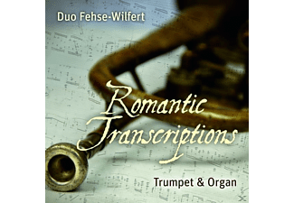 Duo Fehse-wilfert - Romantic Transcriptions - (CD)