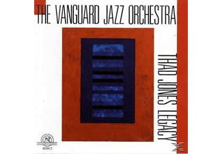 VANGUARD JAZZ ORCH. - THAD JONES LEGACY - (CD)