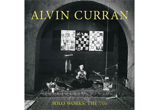 Alvin Curran - Curran: Solo Works: The '70s - (CD)
