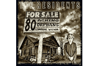 The Residents - 80 Aching Orphans-40 Years Of The Residents [CD + Buch]