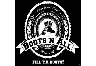 Boots N All - Fill Ya Boots - (CD)